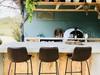 """Buitenkeuken de """"Hangaar"""" biedt ruimte om heerlijk te eten en te borrelen"""