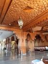 Overzicht van een gedeelte van de lobbye