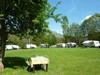 het grote veld langs het kanaal, ook voor tenten!