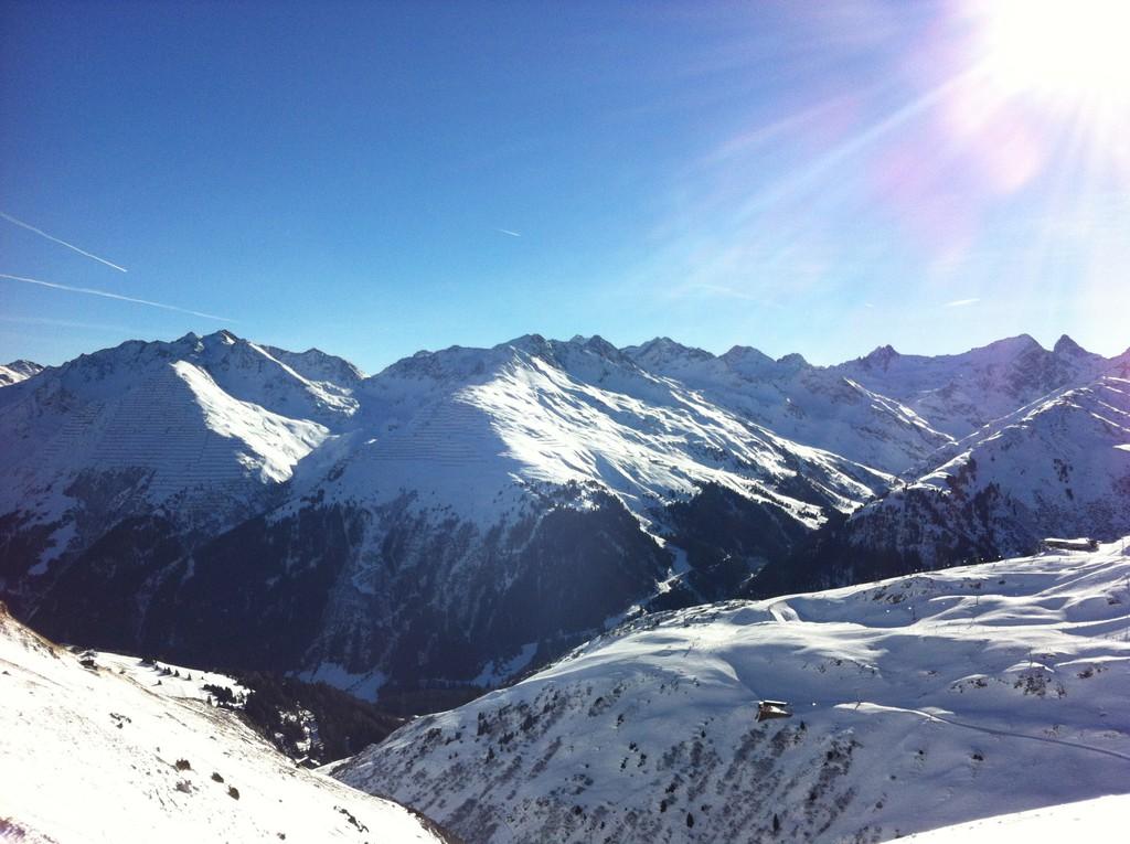 St Anton Am Arlberg Webkamera