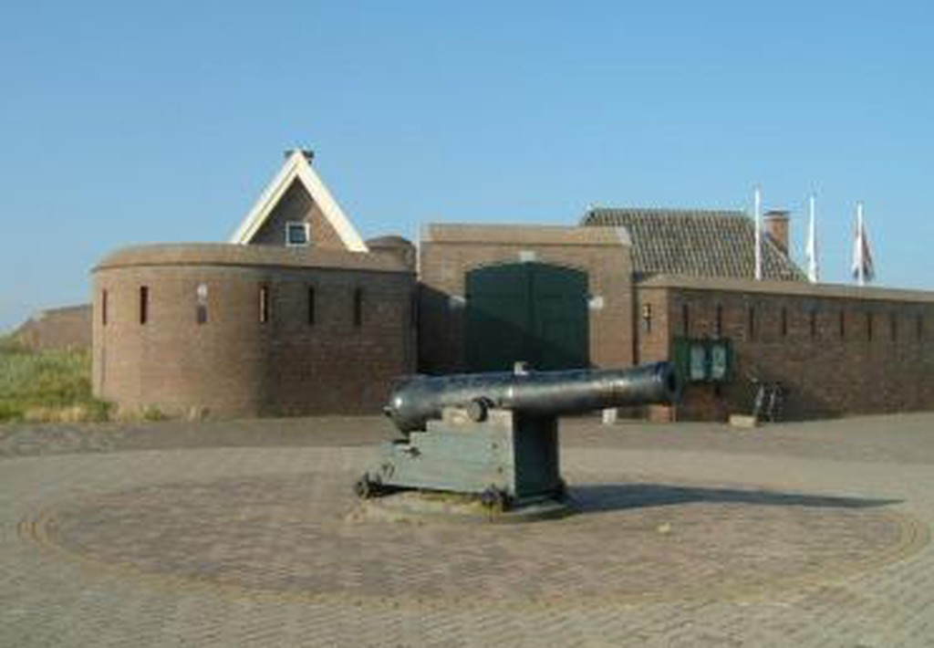 Fort Kijkduin in Den Helder, Nederland | Zoover