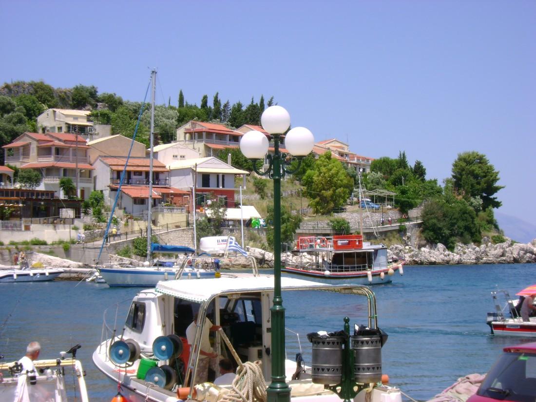 Haven van Kassiopi