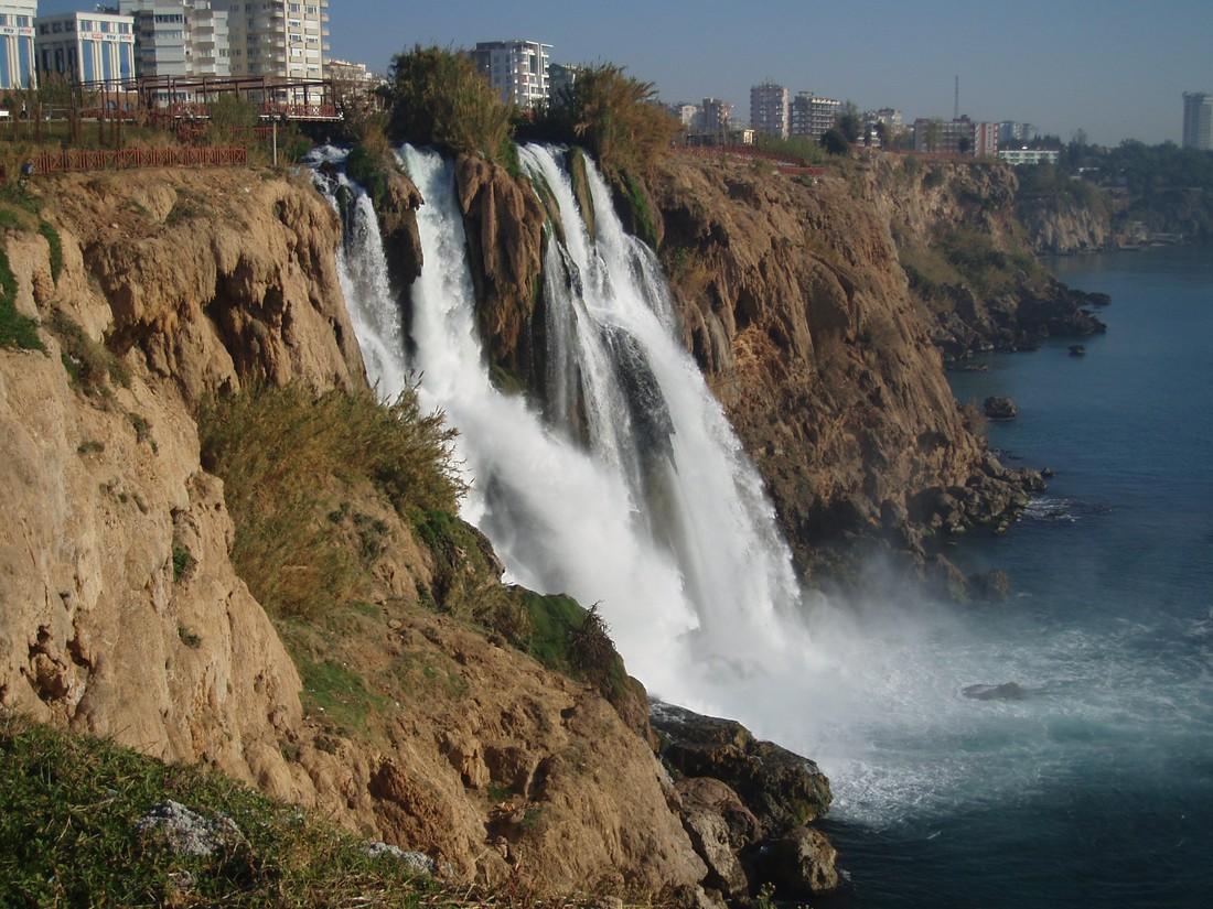 Lage Düdenwatervallen : bezienswaardigheden Antalya
