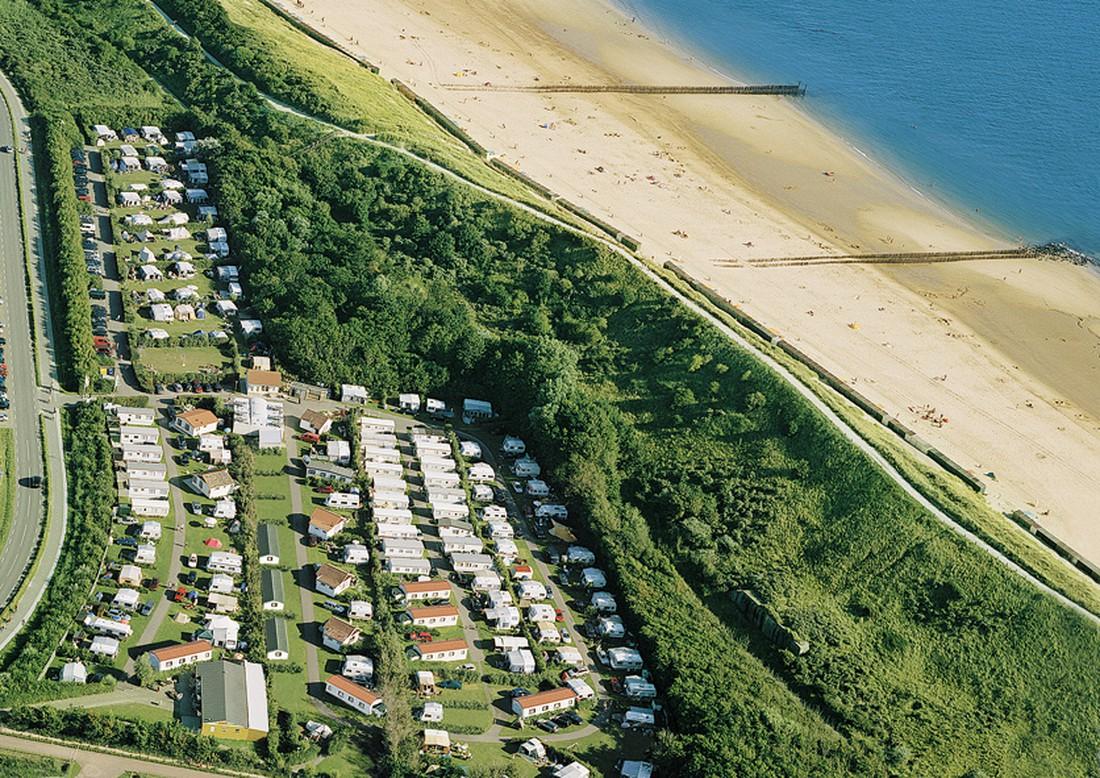 Camping Weltevreden in Zoutelande - dilemma