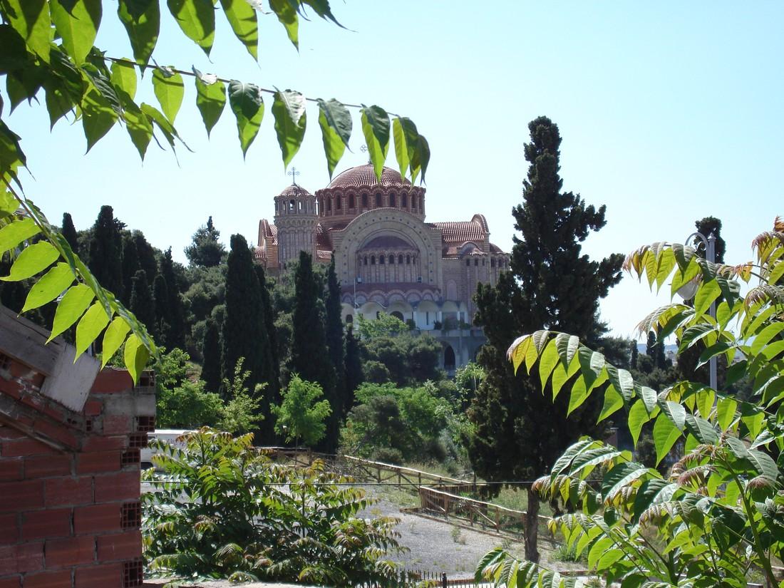 Kerk in Thessaloniki