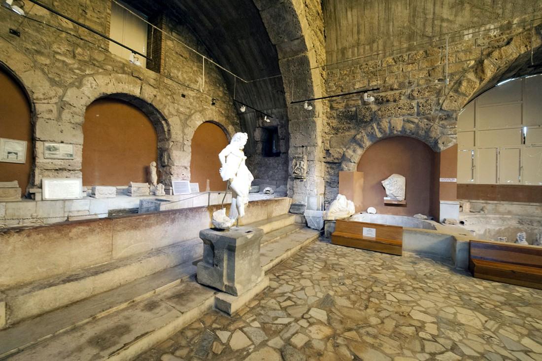 side museum - bezienswaardigheden in Side