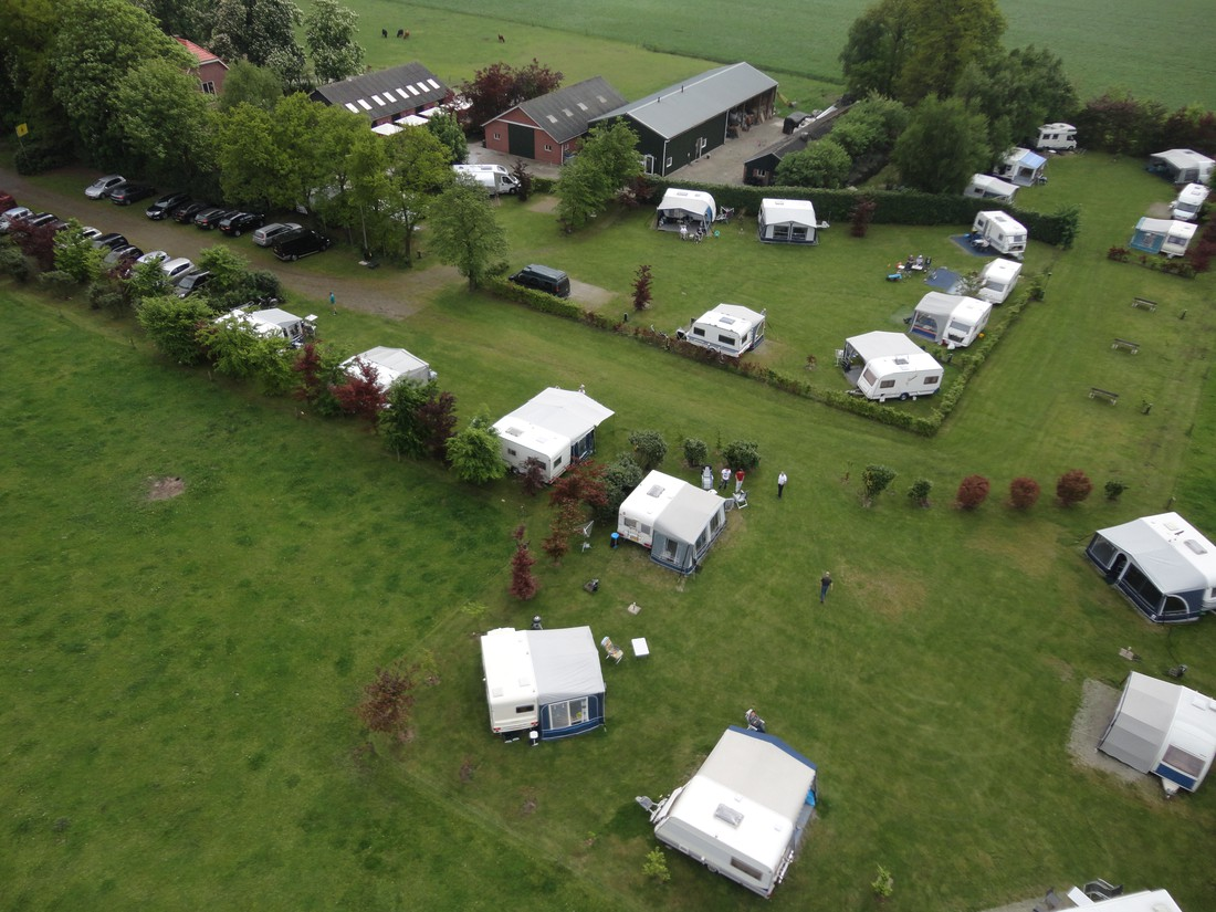 Boerderijcamping de Beek - best beoordeelde campings van Nederland