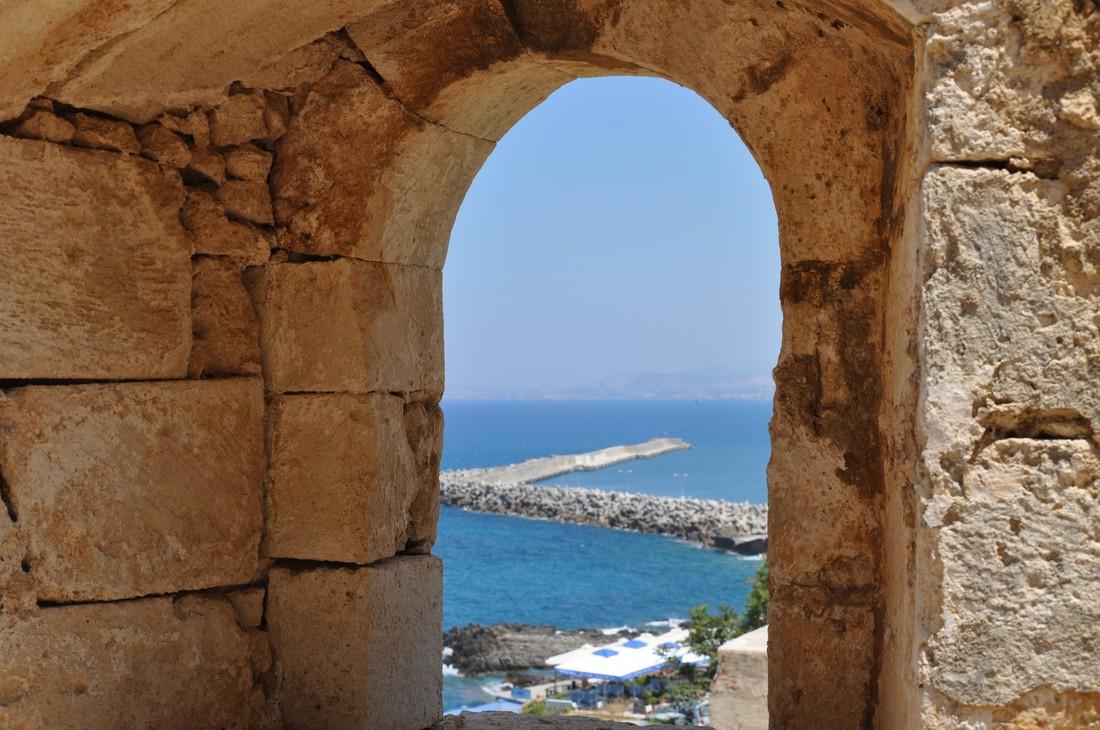 Venetiaanse Fort - bezienswaardigheden Kreta