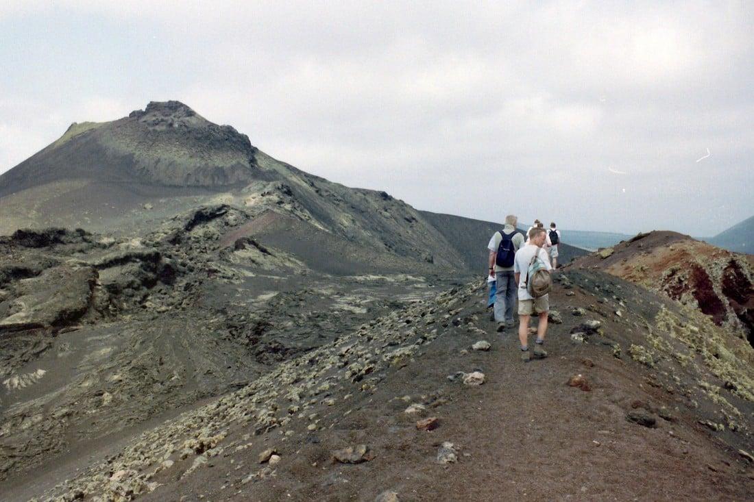 Volcàn del Cuervo - Bezienswaardigheden Lanzarote