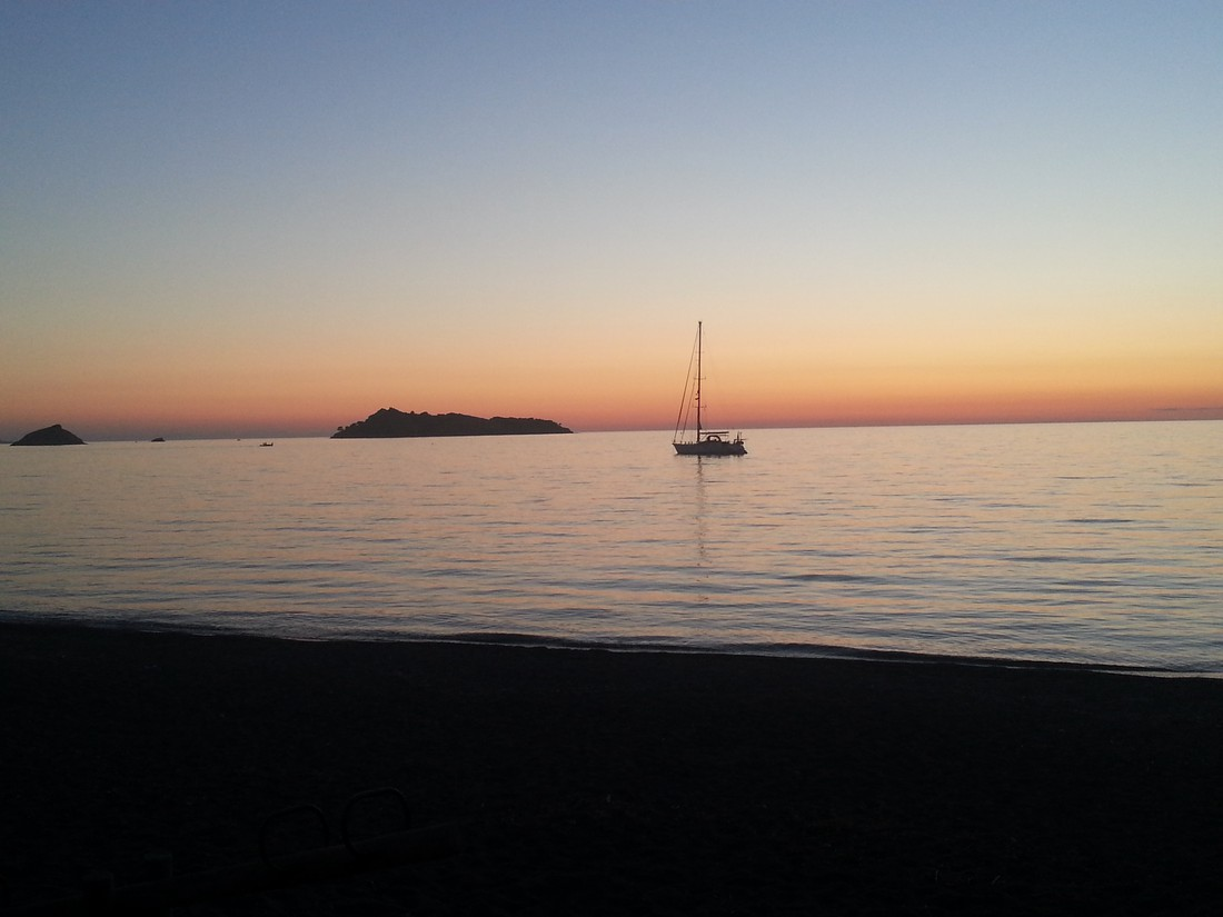 Mooiste stranden Lesbos : Petra