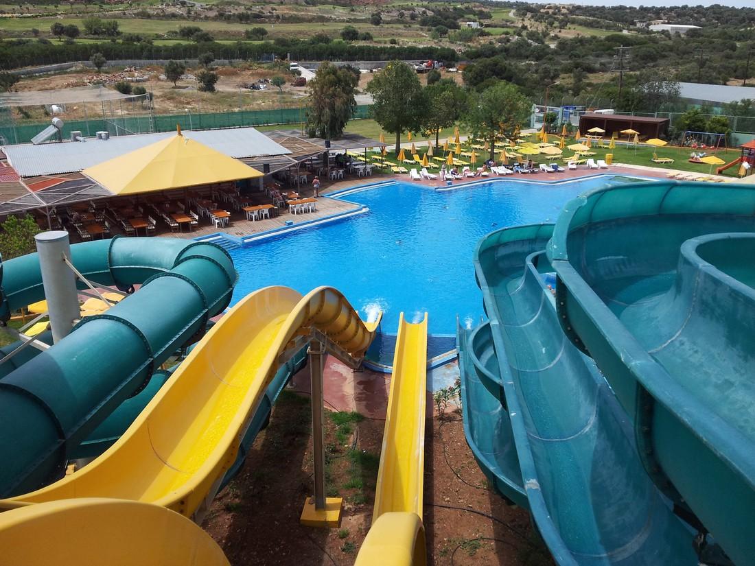 Acquaplus Waterpark - te doen op Kreta