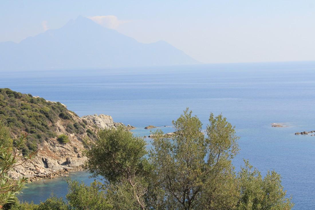 Kavourotripes - mooiste stranden Chalkidiki