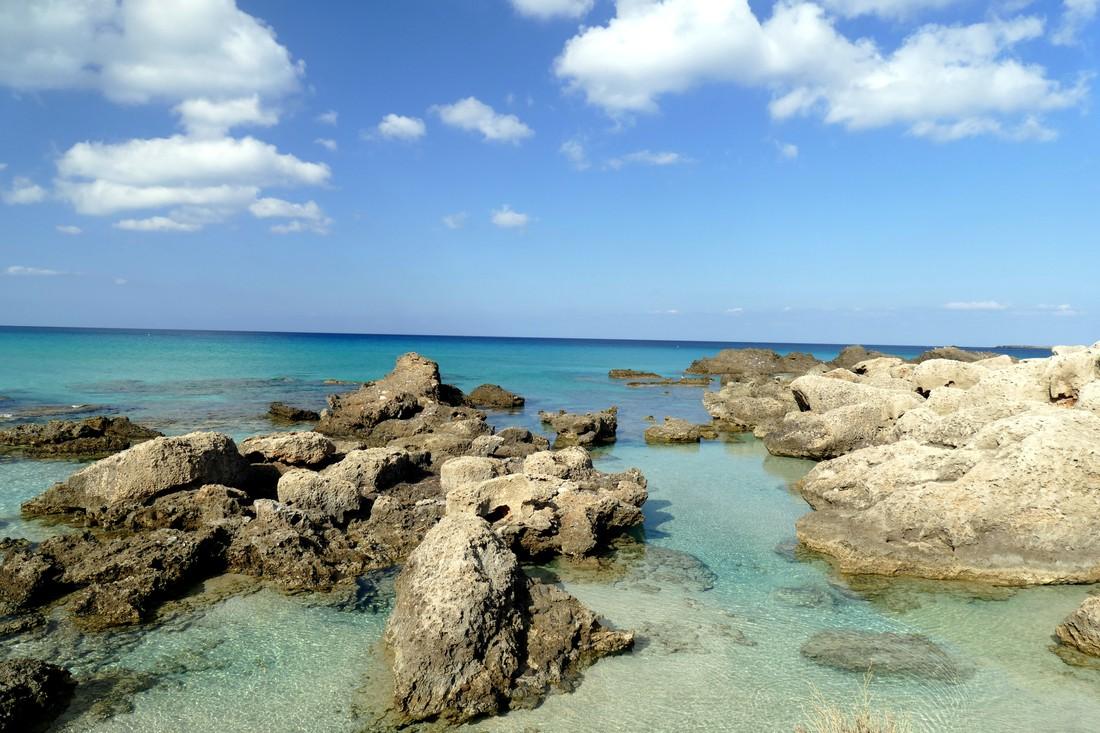 Falasarna op Kreta