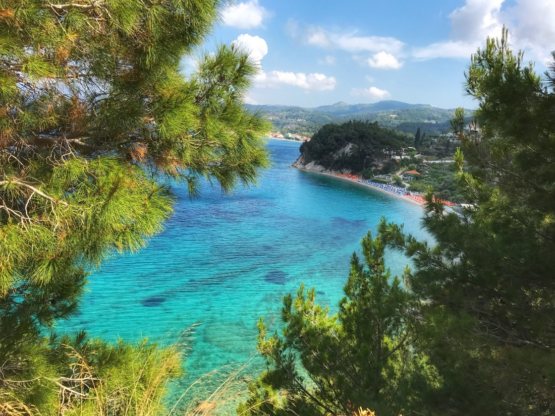 Kindvriendelijke stranden Samos