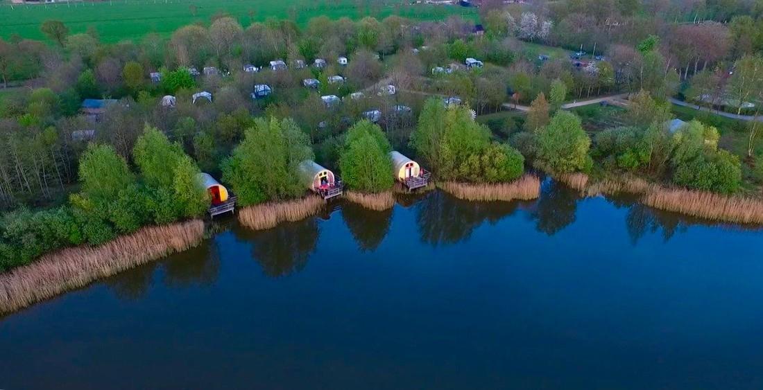 Camping de Watermolen - best beoordeelde campings van Nederland