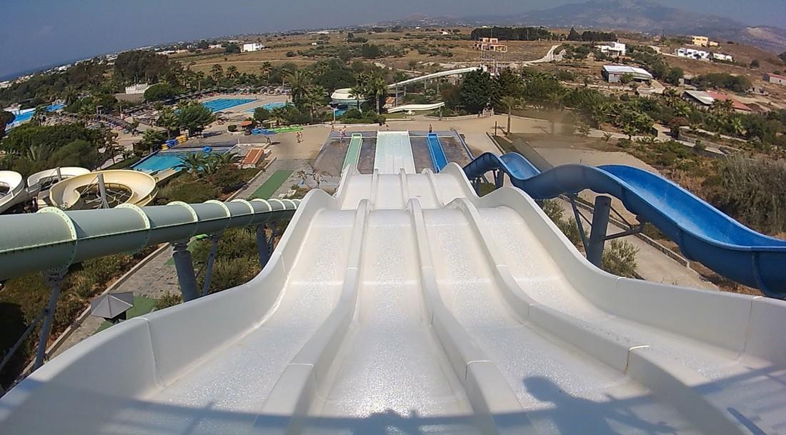 Lido Water Park - doen op Kos