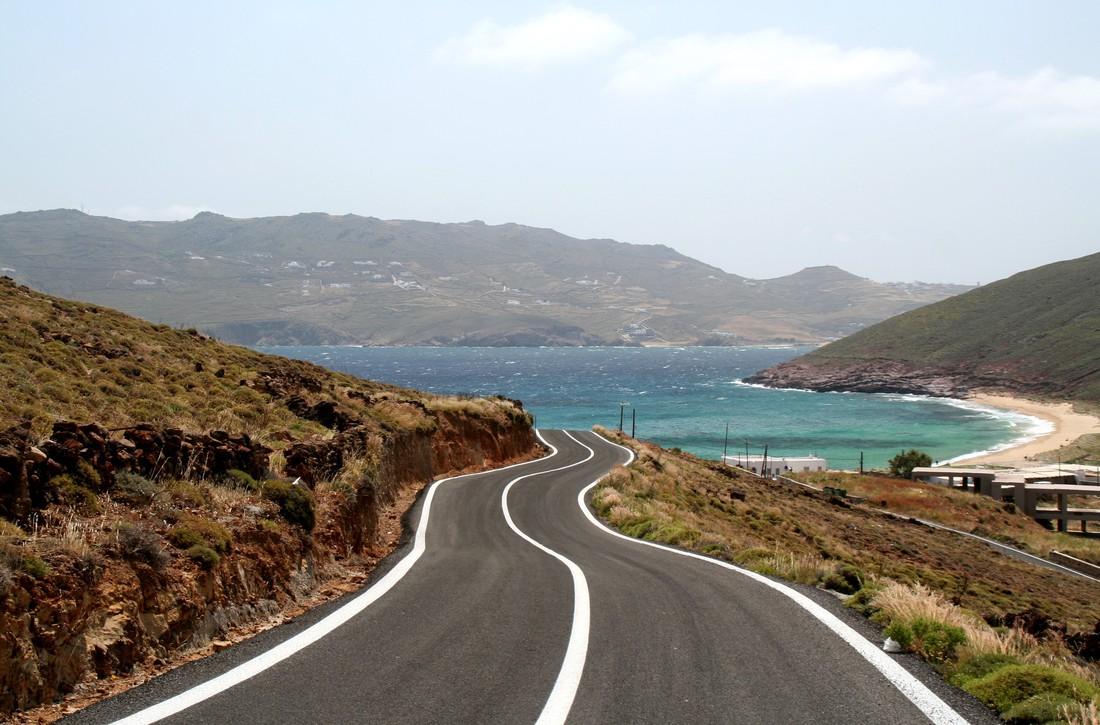 Roadtrip - bezienswaardigheden op Mykonos