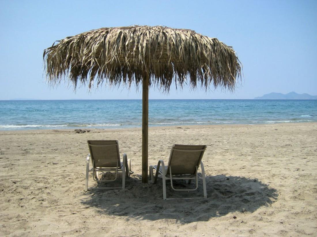 Limnionas Beach - mooiste stranden van Kos