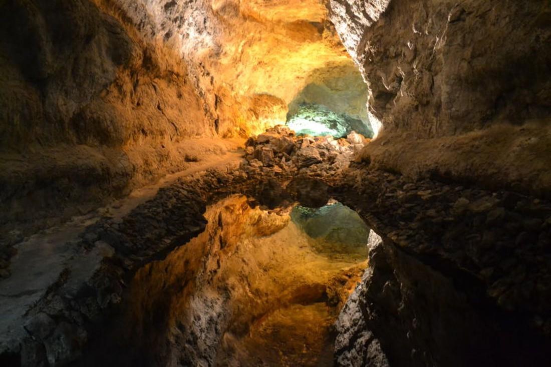 Las Cavas Verdes - Bezienswaardigheden Lanzarote