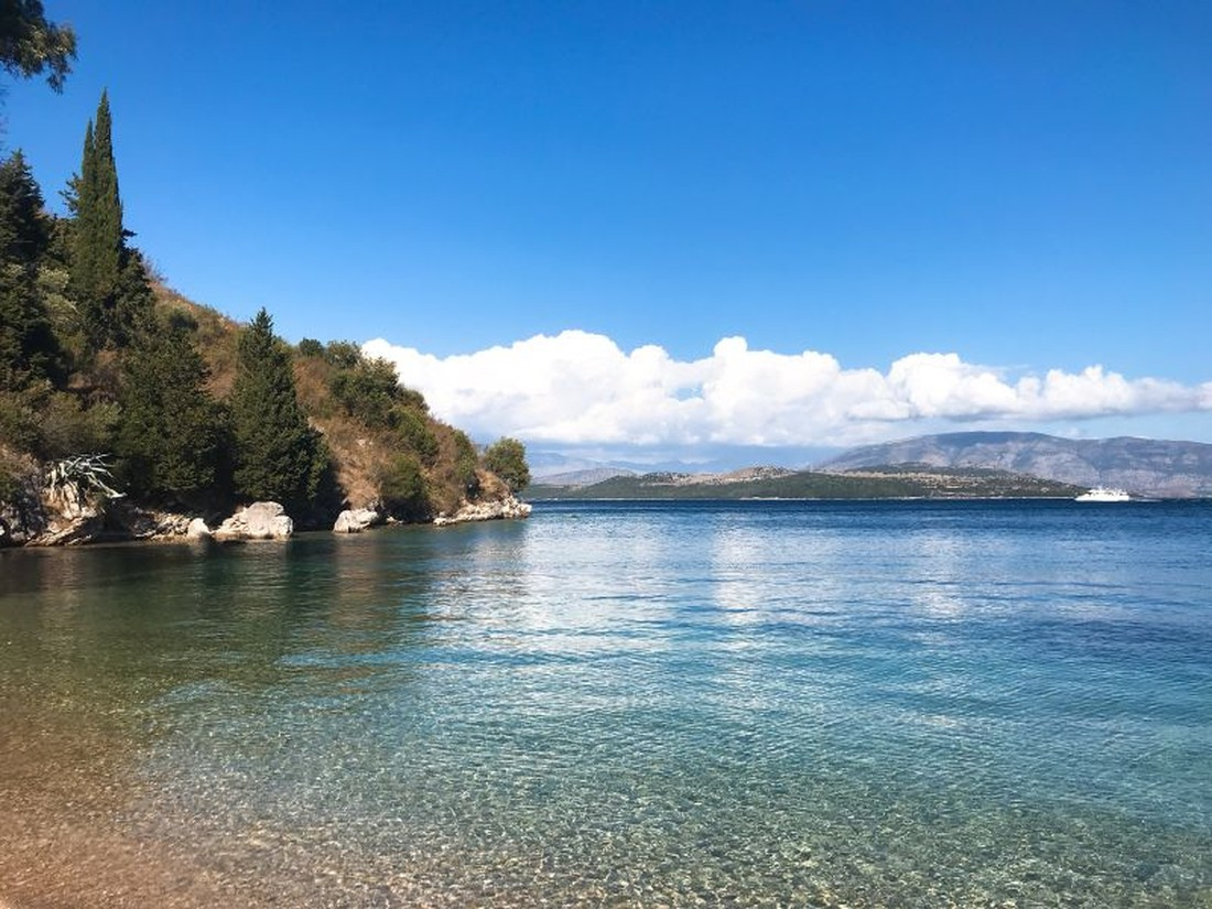 Kindvriendelijke stranden Corfu