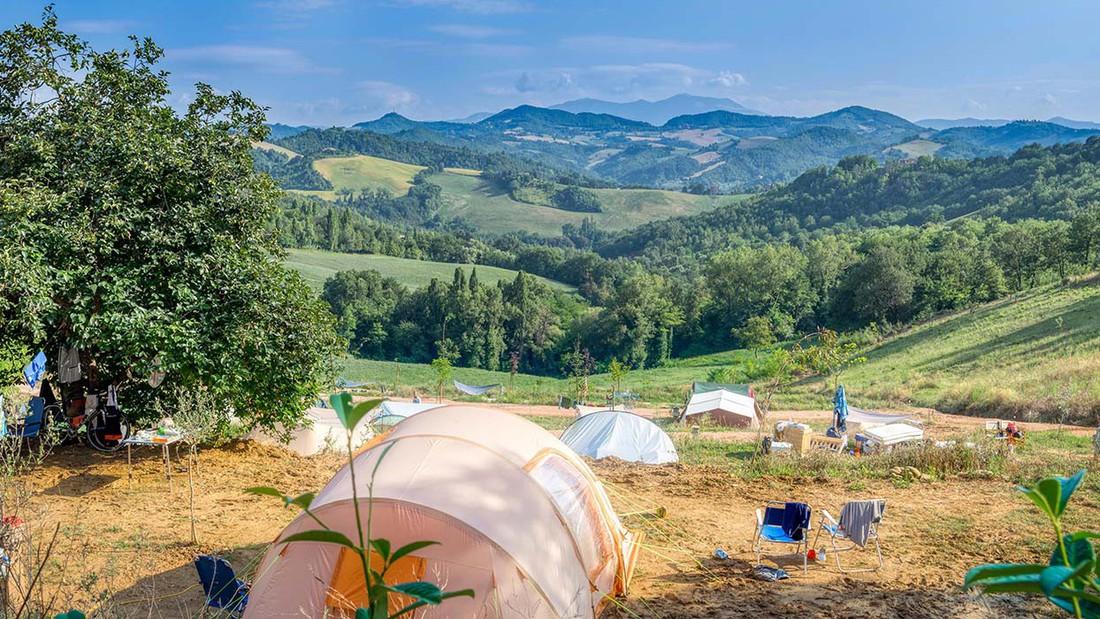 Camping Agriturismo Pronto Campi - best beoordeelde campings van Italië