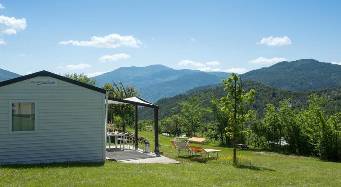 Naturistencamping Castillon-de-Provence in Frankrijk - dilemma