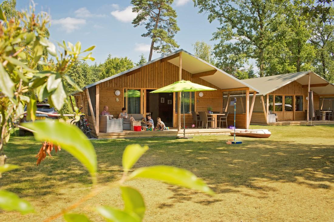 beste grote campings in Nederland
