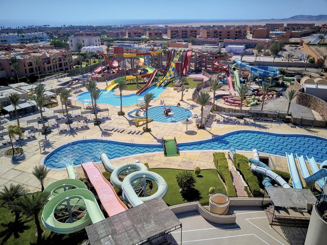 Jaz Maraya Resort - beste hotels Egypte