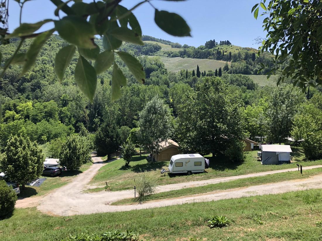 Camping Podere Sei Poorte - best beoordeelde campings van Italië