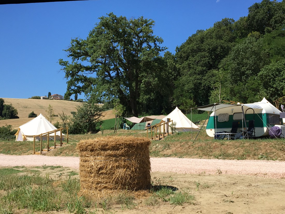 Camping Suasa - best beoordeelde campings van Italië