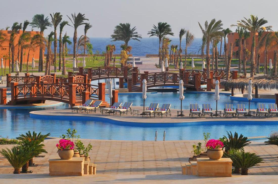 Jaz Grand Marsa beste hotels Egypte