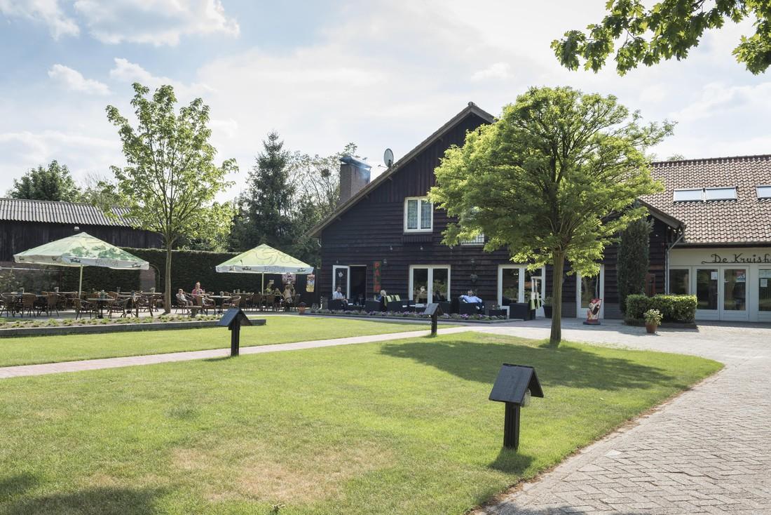 Hotel de Kruishoeve - de schoonste hotels van Nederland
