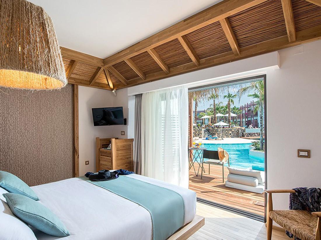 Stella Island Resort & Spa - Swim-up kamer