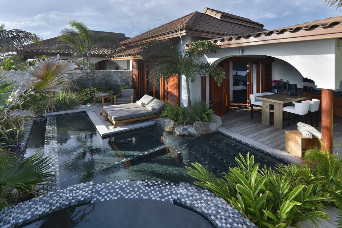 Baoase Luxury Resort - Swim-up kamer
