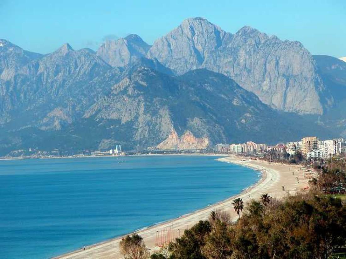Konyaalti Beach - kindervakantie Antalya