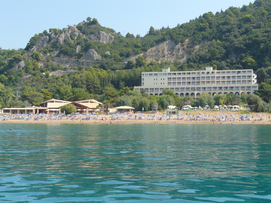 Strand bij Glyfada