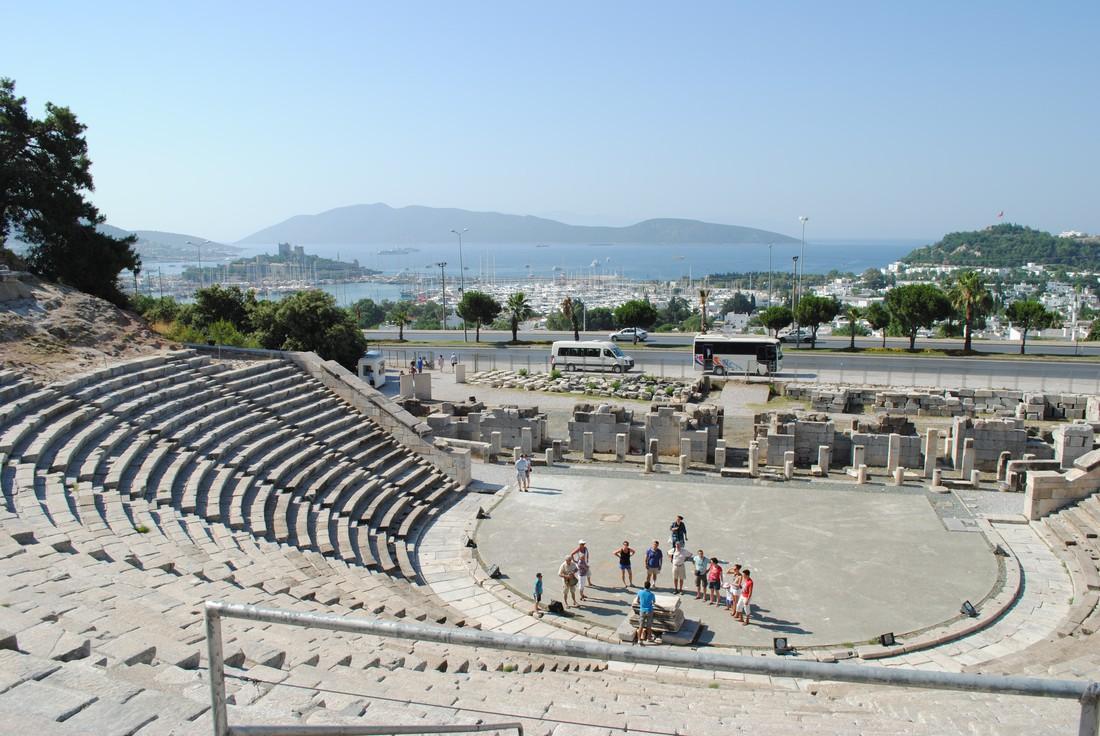 Amfitheater Bodrum