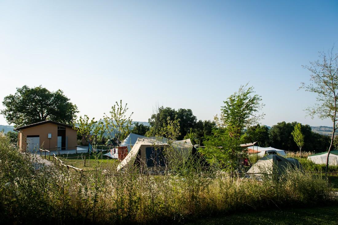 Camping Le Marche & Villa Ti Amo - best beoordeelde campings van Italië