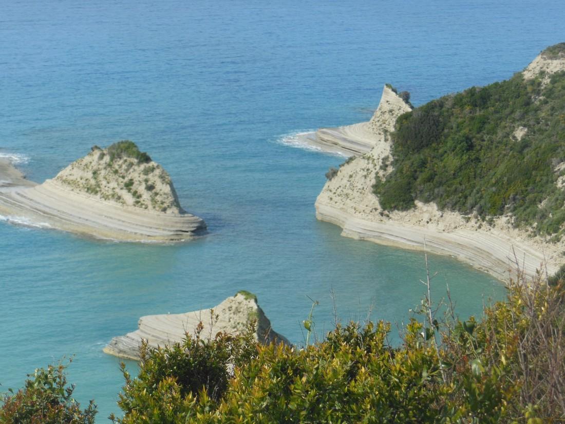 Kaap Drastis - bezienswaardigheden op Corfu
