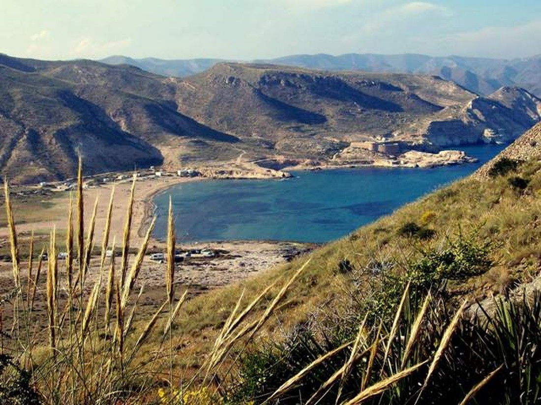 Cabo de Gata - Mooiste stranden Andalusië