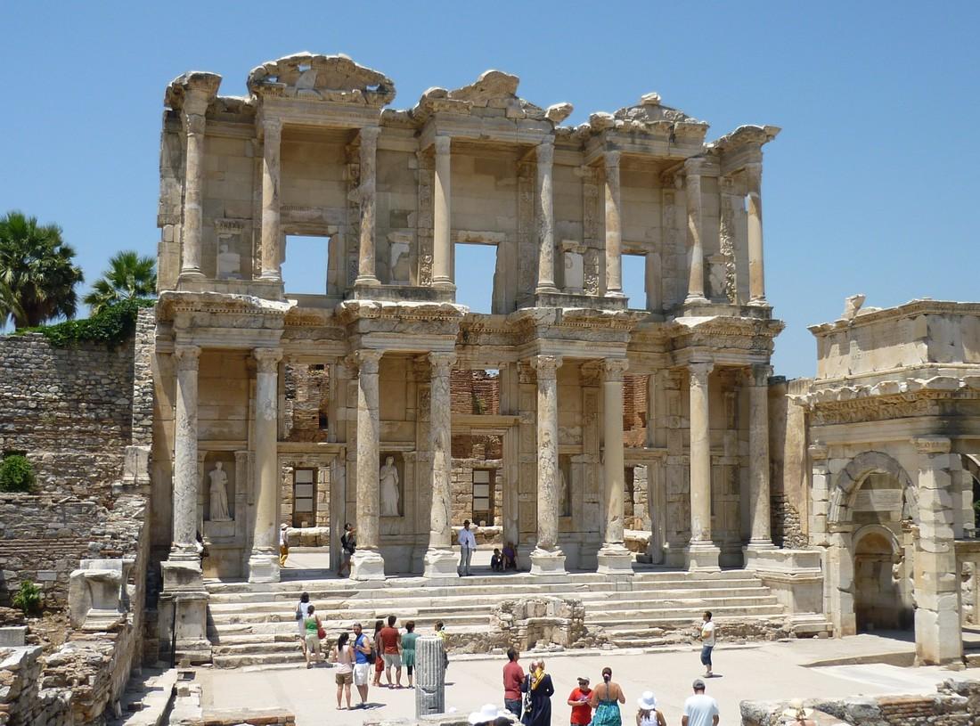 Bezienswaardigheid Turkse Egeïsche Kust - Efeze