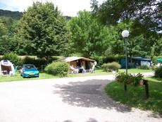 Camping L'Ile Chambod