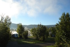 Camping Les Gorges de l'Oignin