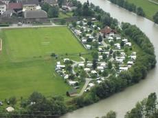 Camping Drau Markt Sachsenburg