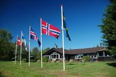 Vakantiehuis Scandinavisch dorp