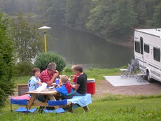 Camping Wiesenbeker Teich