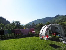 Camping Vuurplaats (Camine)