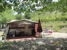 Camping Le Chambron