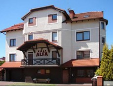 Hotel Villa Alfa