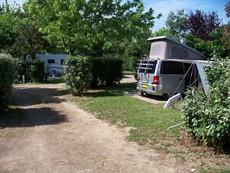 Camping Les Pommiers d'Aiguelèze